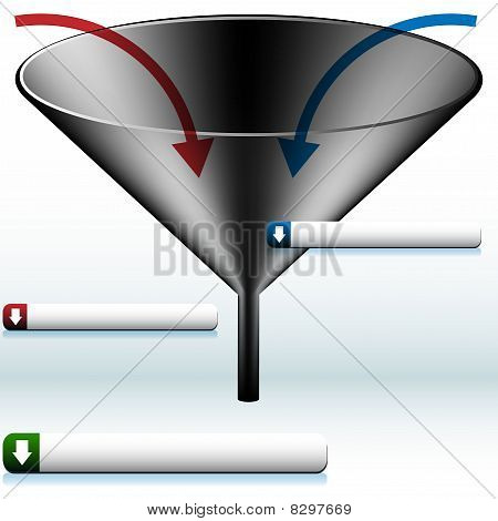 Funnel Diagram