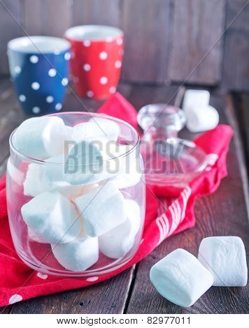 White Marshmallow