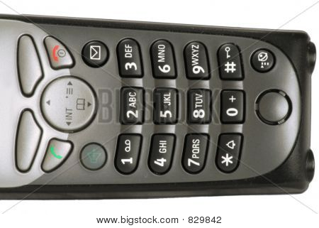 Buttons of the phone