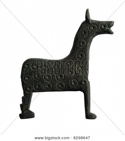 Bronze Antique Horse