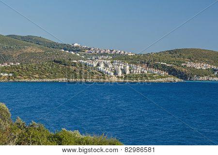 Settlements In Kusadasi, Turkey