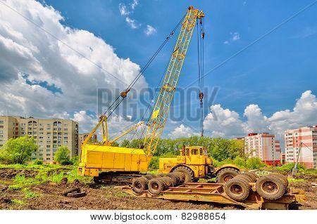 Mobile Crane