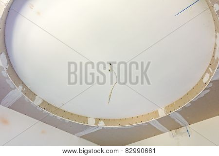 Ceiling Renovation And Decoration