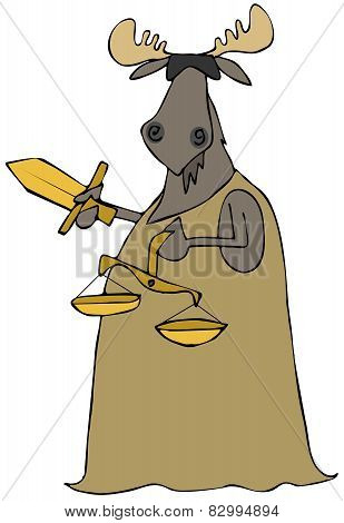Moose justice
