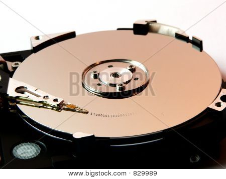 Harddisk binary