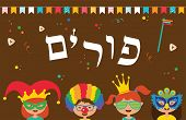 foto of purim  - Happy Purim - JPG