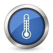foto of thermometer  - thermometer icon temperature sign