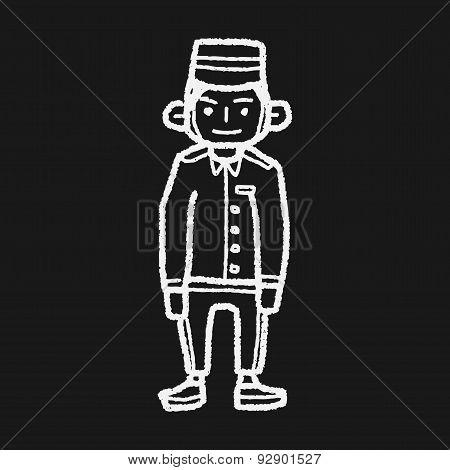 Doorman Doodle