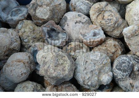 Geode Pile...