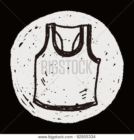 Sport Vest Doodle