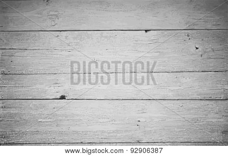 old wooden wall, gray background, vector