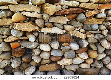 Natural Stone Wall