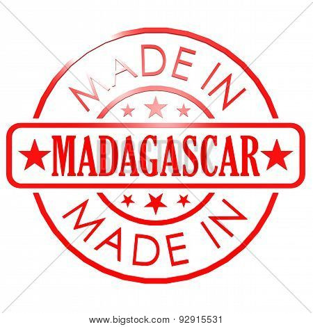 Made In Madagascar Red Seal