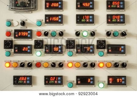Industry Control Panel