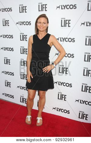 LOS ANGELES - JUN 8:  Mary Lynn Rajskub at the LA Launch Of LYCOS Life at the Banned From TV Jam Space on June 8, 2015 in North Hollywood, CA