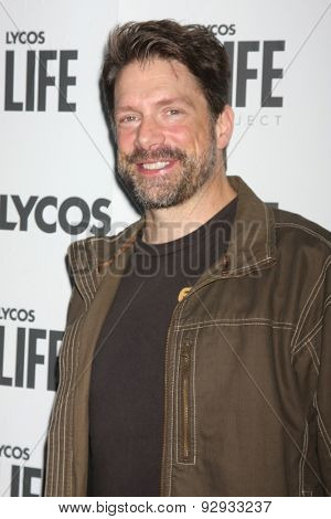 LOS ANGELES - JUN 8:  Jason Brooks at the LA Launch Of LYCOS Life at the Banned From TV Jam Space on June 8, 2015 in North Hollywood, CA