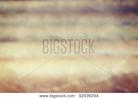 Abstract Blurred Background Made Of Cigars.