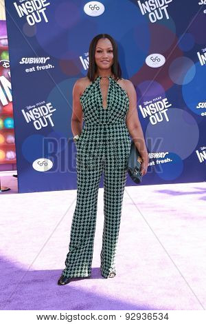 LOS ANGELES - JUN 8:  Garcelle Beauvais at the