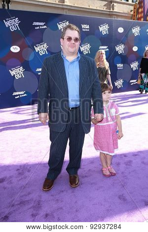 LOS ANGELES - JUN 8:  Patton Oswalt at the