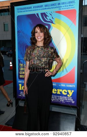 LOS ANGELES - JUN 2:  Jennifer Beals at the