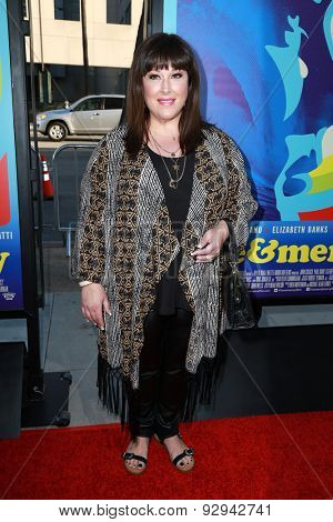 LOS ANGELES - JUN 2:  Carnie Wilson at the