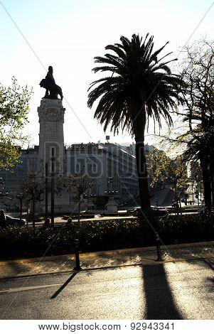 Parque Eduardo VII, Lissabon