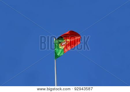 National Flag Portugal
