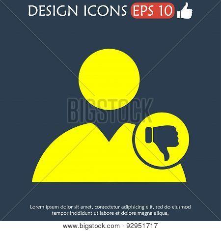 User Icon Vector Like