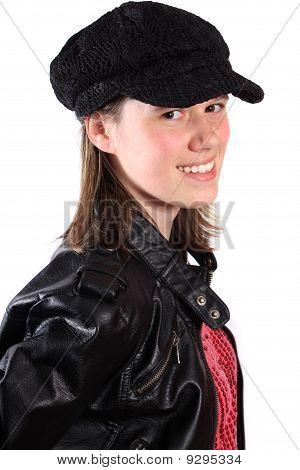 Sixteen Year Old Teenage Girl