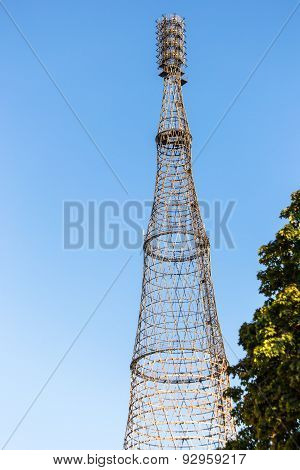 Shukhov Tower