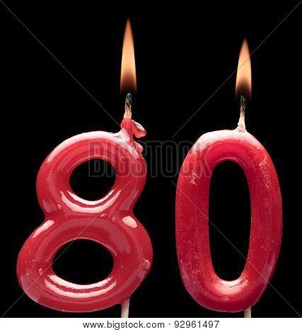 Eighty anniversary