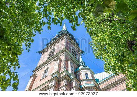 Old Church (tyska Kyrkan) In Stockholm
