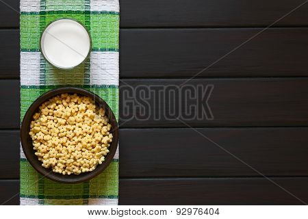 Honey Flavored Breakfast Cereal
