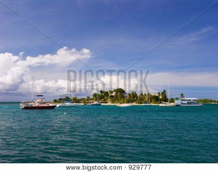 Resort On The Island