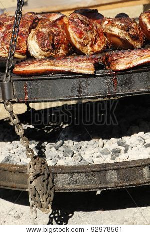 Barbeque Pork