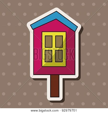 House Mail Box Theme Elements