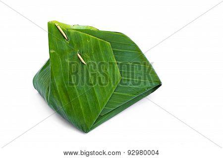 Banana Leave Packaging