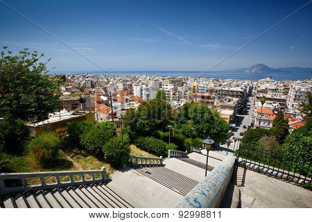 City of Patras.