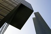 picture of building exterior  - Office buildings exterior Modern buildings and city locations - JPG