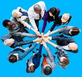 image of coworkers  - Business People Cooperation Coworker Team Concept - JPG