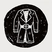 foto of overcoats  - Overcoat Doodle - JPG