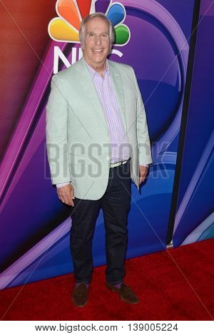 LOS ANGELES - JUL 18:  Henry Winkler at the