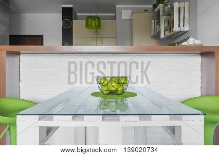 Functional Dining Set For Two