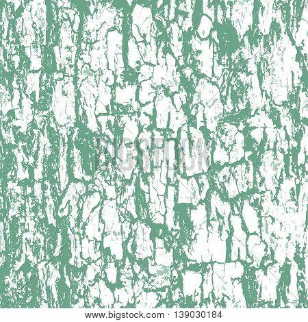 Rough texture of bark, grunge vector background