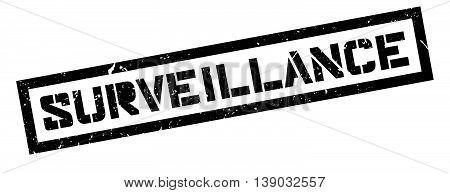 Surveillance Rubber Stamp