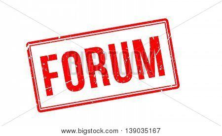Forum Rubber Stam