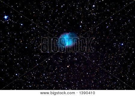 Planetary Nebula: Dumbell