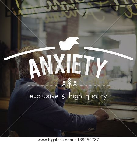 Anxiety Psychology Tension Panic Concept