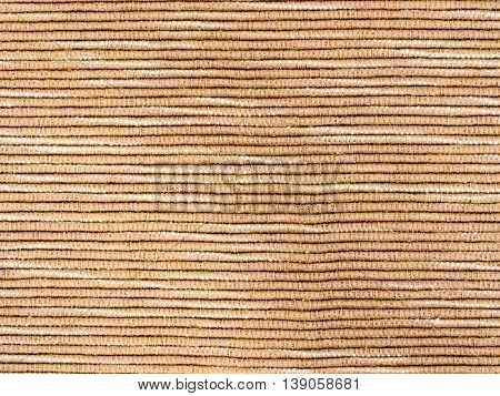 Natural Fabric Weaving As Background Texture