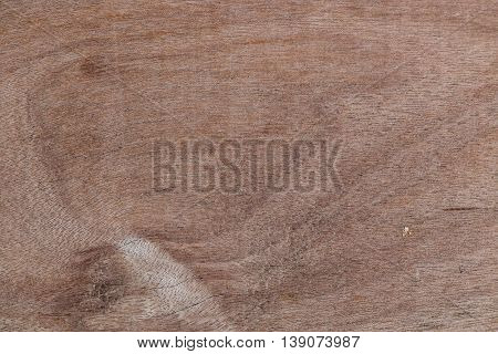Close Up Brown Wooden Natural Texture Object.